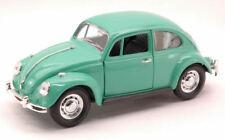 Yat Ming YM24202GR Volkswagen Beetle 1967 vert clair 1:24 modélisme