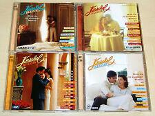 8 CD SAMMLUNG KUSCHELKLASSIK - VOL 1 2 3 4 - PAVAROTTI CARRERAS RIEU VANESSA MAE