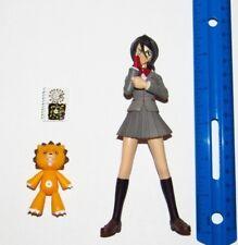 Rukia Kuchiki & Kon : Bleach Toynami Action Figure Anime Shonen jump
