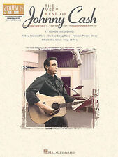VERY BEST OF JOHNNY CASH STRUM IT GUITAR SONG BOOK NEW