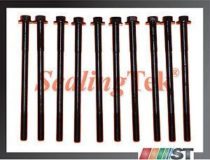 Fit 99-08 Chevrolet Aveo Daewoo Lanos 1.6L Engine Cylinder Head Bolt Set A16DMS