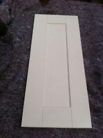Matt Ivory Cream Shaker Kitchen Unit-Cabinet Cupboard Doors fits Howdens B&Q MFI
