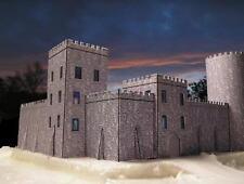 Medieval Castle Card Kit -  Model - HO/OO, N Gauge, 1:100