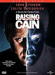 RAISING CAIN DVD John Lithgow Lolita Davidovich NEW