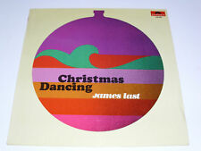 JAMES LAST Christmas Dancing - 1966 GERMANY LP Yellow