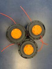 3 Pack High-Quality-String-Trimmer-Head-For-RYOBI-TORO