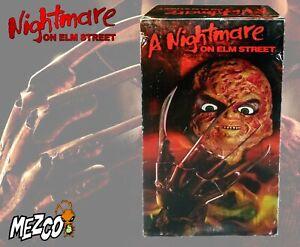"Mezco Living Dead Dolls Nightmare on Elm Street ""Freddy Krueger"" 2010 ver 1 MISB"