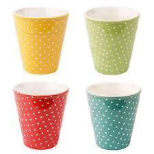 Tassen & Untertassen im Shabby Stil aus Keramik