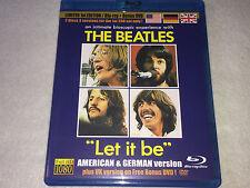 Beatles - Let it be American&German Live BD+DVD MB-6