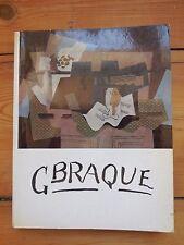 """GEORGES BRAQUE. prädikat des icom """" agréée"""" catalogue d'exposition, München.1963"""