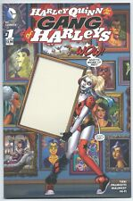 Harley Quinn Gang of Harleys 1 variant cover 2 3 4 5 6 complete series DC Comics