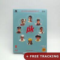 PK .Blu-ray w/ Slipcover (Hindi) Aamir Khan, Rajkumar Hirani