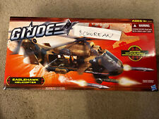 GI Joe G.i.joe Retaliation EAGLEHAWK with Lift Ticket Brand New Tomahawk Reissue