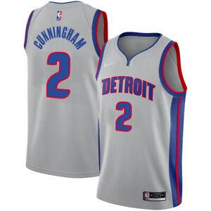 Cade Cunningham #2 Detroit Pistons Jersey PRE-ORDER (S-2XL)