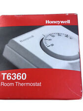 Genuine Honeywell T636 Central Heating Room Mechanical Thermostat Boiler £45