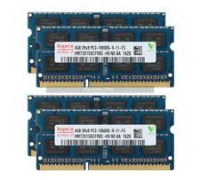 Hynix 16GB 8GB 4GB 2RX8 DDR3 1333MHz RAM PC3-10600S SODIMM Laptop Memory 204PIN