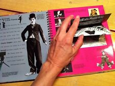 Pop-up Book On Moviemaking Animation and Live-Action From Silent to Sound