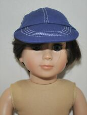 "American Girl Dolls Our Generation  18"" Doll Clothes Boy Blue Base Ball Hat"