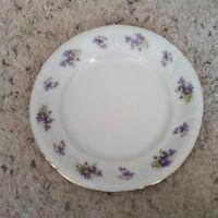 """Winterling VIOLET 7 5/8"""" Salad Plates Set of 6"""