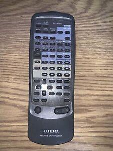 Original Aiwa RC-TN707 Stereo Remote Control