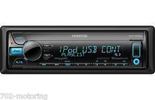 KENWOOD KDC-358U CD MP3 WMA PANDORA IPOD USB AUX EQUALIZER 200W CAR STEREO