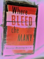 MILITARY WAR WHERE BLEED THE MANY 254 PAGES WW11 ESCAPE BOOK SEE ALL PICS