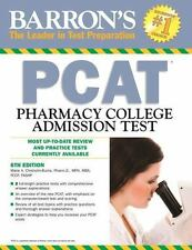 Barron's P. C. A. T. : Pharmacy College Admission Test by Marie A....