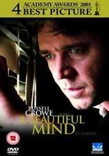 A Beautiful Mind DVD NOUVEAU DVD (dsl1210)