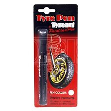 Tyre Lettering Touch-up Pen - White