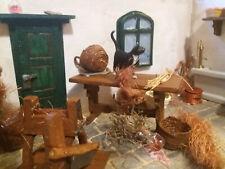 Room Box / Puppenstube / 12th Scale / Inch Scale / Besenmacher