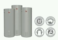 NEW RHEEM 250L ELECTRIC HOT WATER HEATER now with 10yr WARRANTY !! Made in Aust