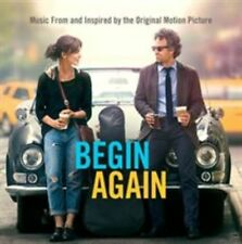 Begin Again: Music from and Inspired by the Original Motion Picture by Original Soundtrack (CD, Jul-2014, Polydor)