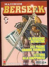 BERSERK MAXIMUM 5 (Kentaro Miura) - Planet Manga - ESAURITO DALLA CASA