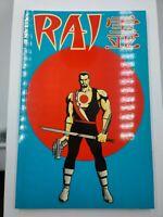 RAI - TPB, Valiant Comics RARE Blue Cover Polybagged. 1993 Excellent condition!