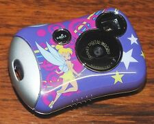 UNTESTED Walt Disney Pix Micro Digital Imaging Tinkerbell Camera For Key-Chains!