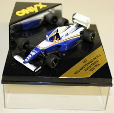 Onyx 1/43 Scale  187 Williams Renault FW 15c Ayrton Senna Test Diecast Model Car