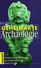 GEHEIMAKTE ARCHÄOLOGIE - Luc Bürgin BUCH