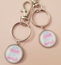 Now Sissy That Walk Ru Paul Drag Race Queen Quote   Keyring Bag Charm Gift Tag