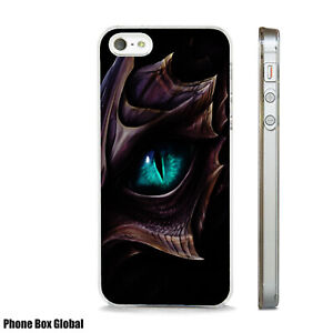 DRAGON EYE GAME OF THRONES NEW CASE FITS IPHONE 4 4S 5 5S 5C 6 6S 7 8 SE PLUS X
