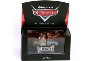 Disney Pixar Cars Mater Haulital Hook'em Abschlebwagen