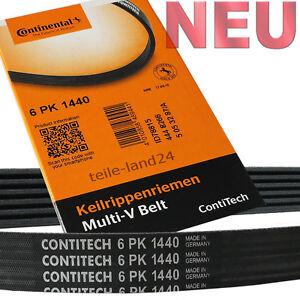 NEU Continental 6PK1440 Keilrippenriemen für Chrysler Neon 2 Cruiser PT