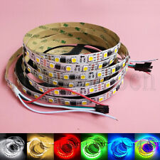 WS2811 Addressable 5050 LED Pixel Strip Light Tape Magic Color 12V Front Window
