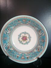 Wedgwood porcelain Turquoise Florentine Desert bowl pristine condition W2714