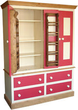 Solid Wood Cupboards