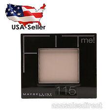 Maybelline New York Fit Me! Powder, 115 Ivory