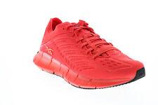 Reebok Зиг Kinetica EH1723, мужские красные сетчатые повседневные кроссовки, обувь