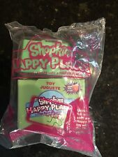 Shopkins Kitty Kitchen oven & RARE Toaster McDonald's Happy Meal Toy #1 NEW