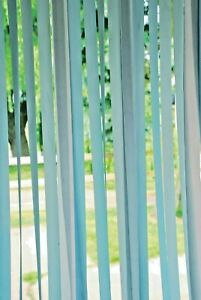 Buzz 90x200 cm Heavy Duty Strip Blind Plastic Strips for Low Cost Insect Control