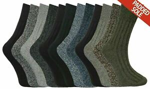 6 pairs mens/womens wool blend boot socks.all sizes available