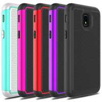 For Samsung Galaxy J7 Refine/Crown/Star/V 2018 Case Shockproof Armor Phone Cover